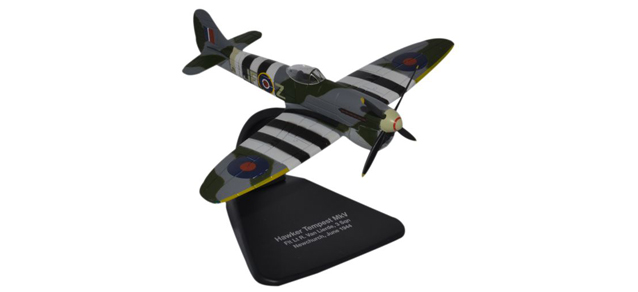 Oxford Ox 021 81AC062 1:72 Hawker Tempest MkV No.3 Sqn