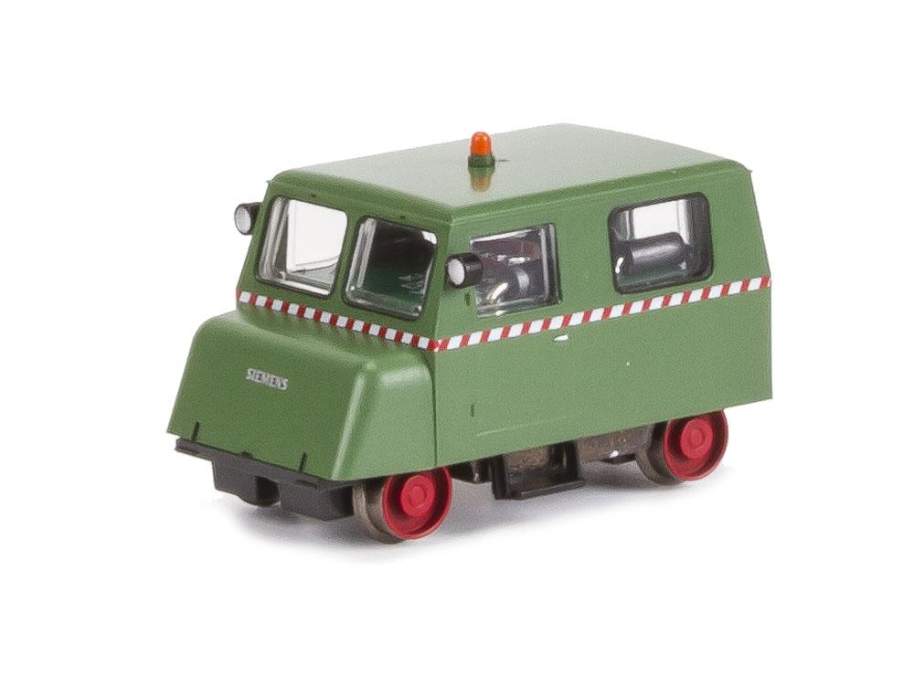 Hobbytrain 14504 KLV 12 Siemens Werksbahn grün