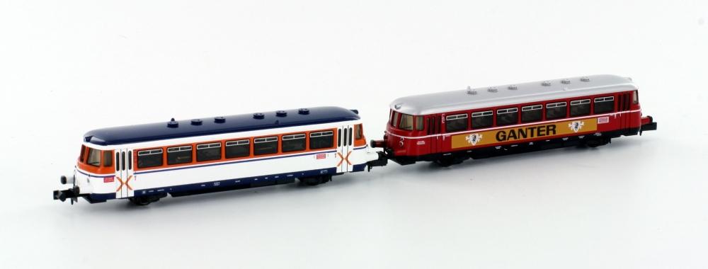 Hobbytrain H 2676 Spur N 2-tlg. MAN VT26/27 Schienenbus SWEG