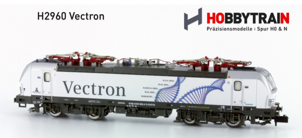 la Vectron d'Hobbytrain