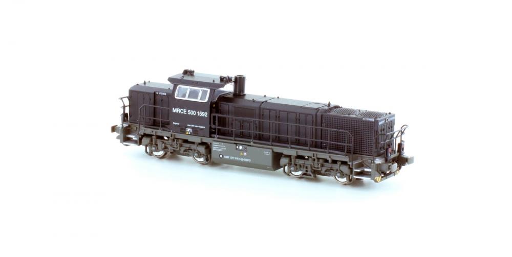 Spur N Hobbytrain 2942 G1700 MRCE Ep.V