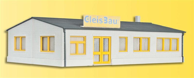 39325 Kibri Bausatz H0 Werkskantine GleisBau