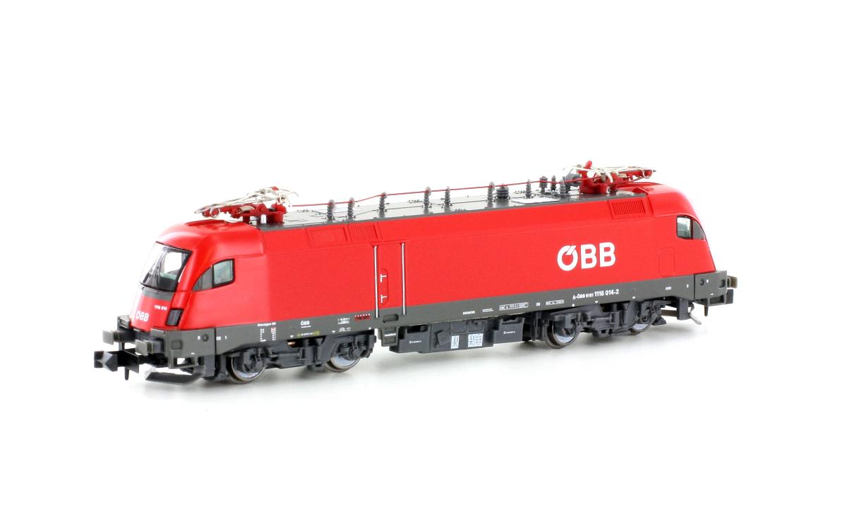 Hobbytrain H 2776 Taurus Spur N BR 1116 ÖBB Ep.VI