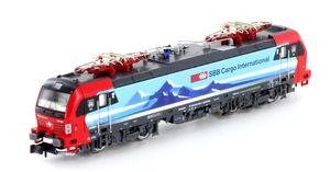 Hobbytrain 2984 Spur N E-Lok BR193 Vectron SBB Cargo Dusiburg  Ep.VI
