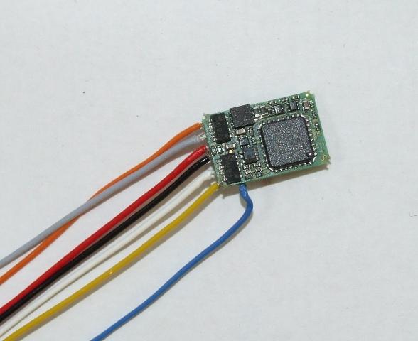 LENZ-Silver-Decoder-mini-Spur-N-10310-02-Kabel-NEU