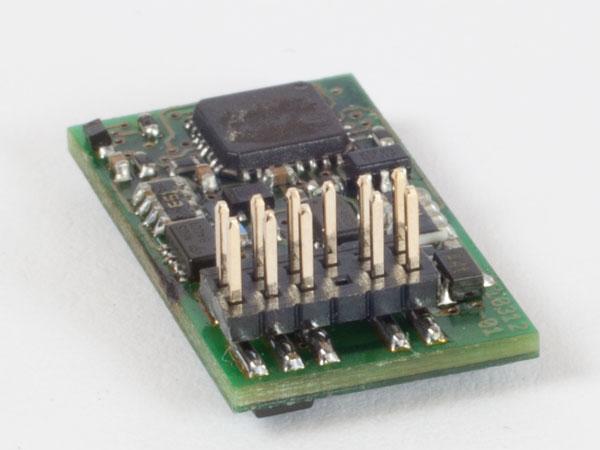 LENZ 10312-01 Lokdecoder Silver PluX 12 + NEM 658