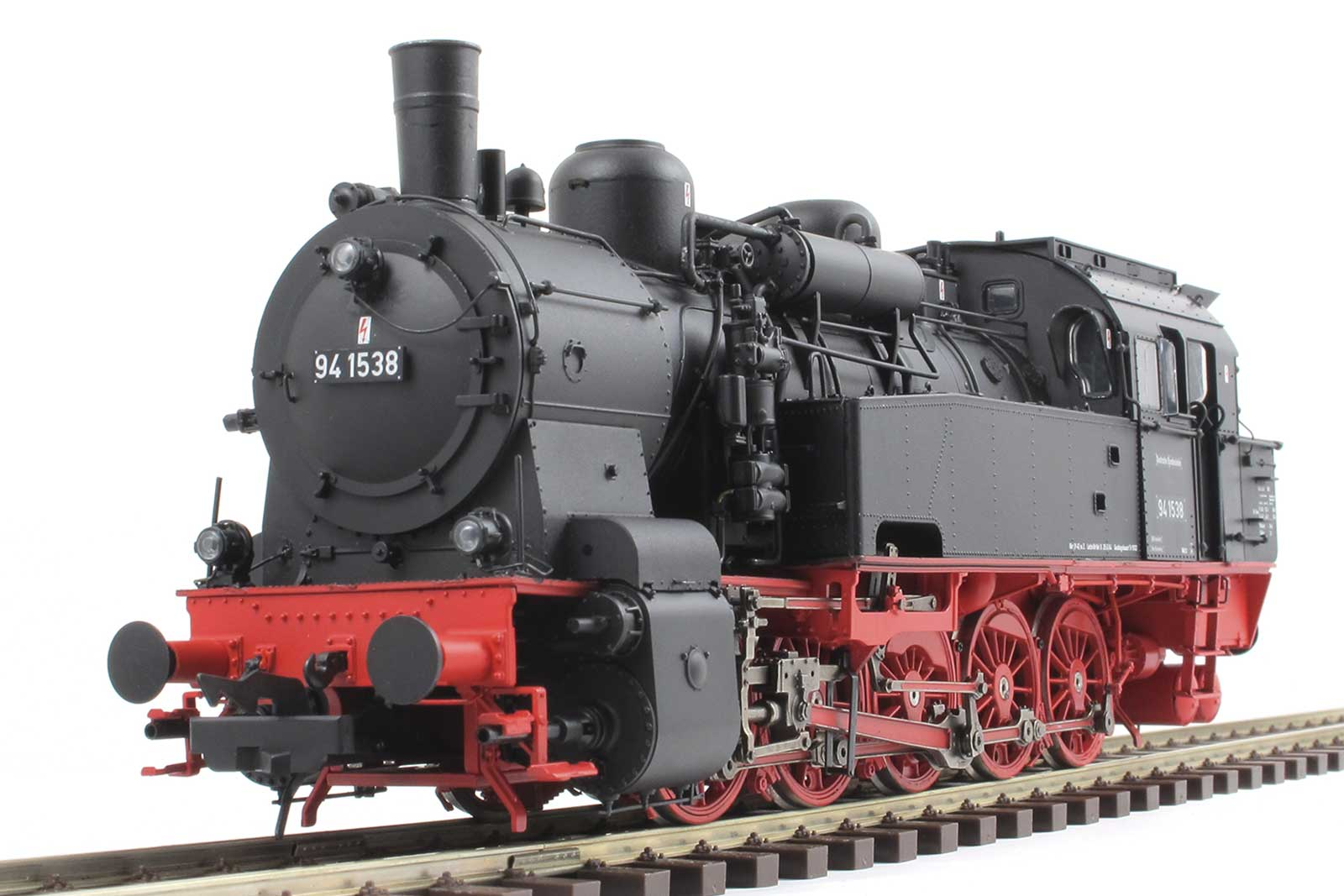 LENZ Spur 0 40294-01 Dampflokomotive BR 94.5 DB EP III