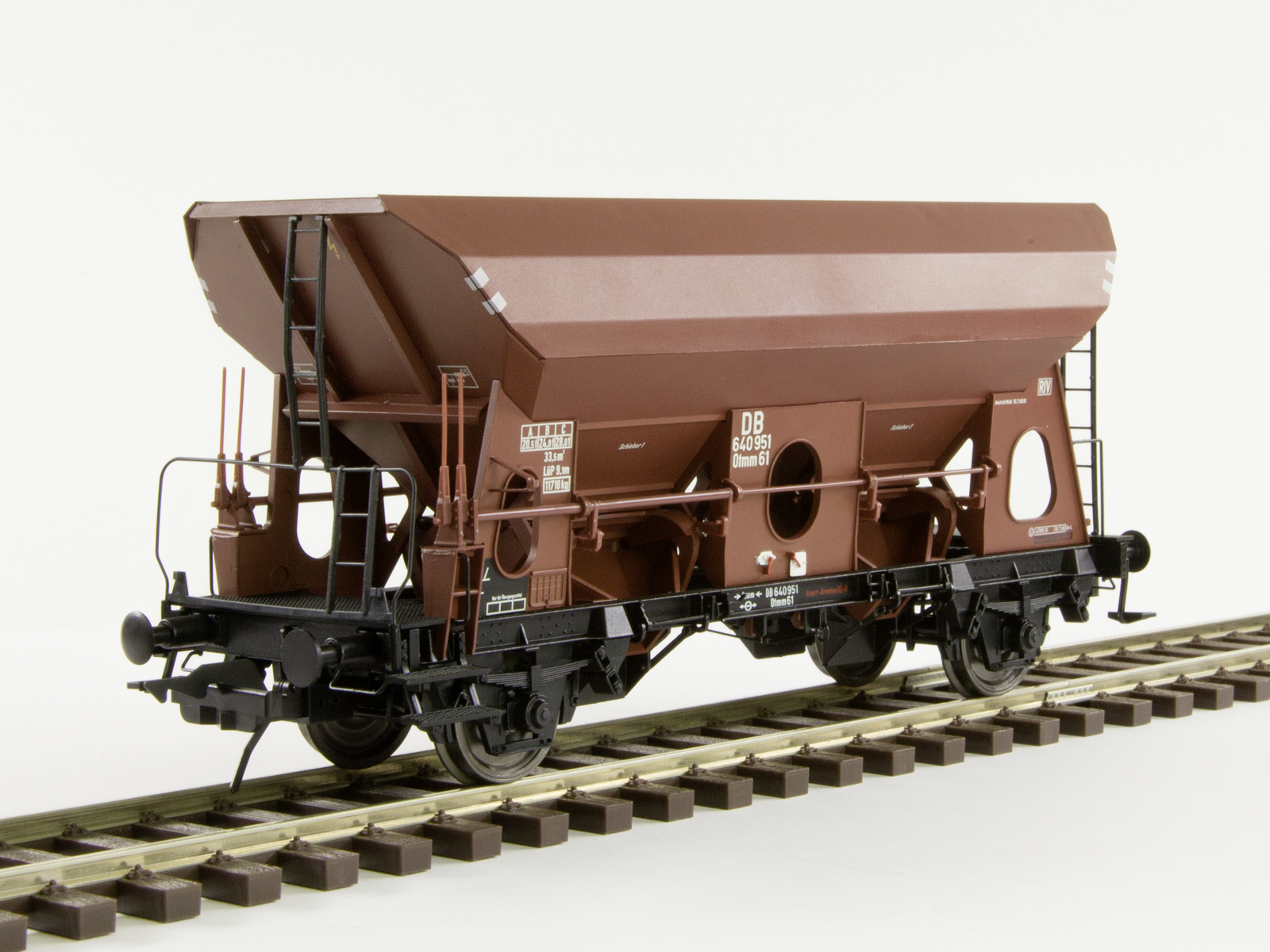 """Lenz Spur 0 42214-08 Gedeckter Güterwagen Gr20 /""""Kassel/"""" der DB Ep.III NEU OVP"""