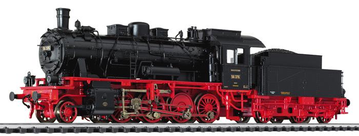Liliput L 131565 H0 Güterzuglok BR 56 376, DRG, Ep. II digital für 3 Leiter