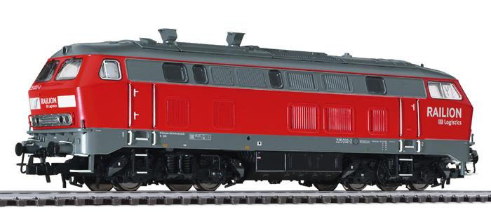 L 132013 Liliput H0 Diesellok BR 225 032-2 Railion DB digital für 3 Leiter