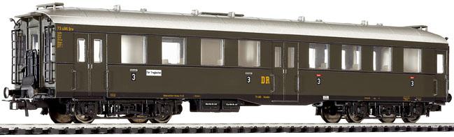 Liliput-HO-L-334517-Altenberger-Personenwagen-3-Kl-DR-Epoche-III-DC