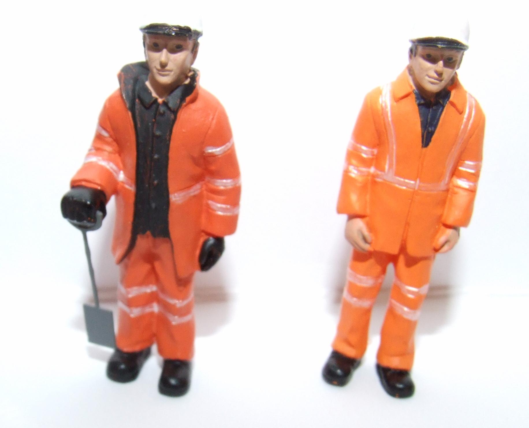 Scenecraft 47-402 Spur 0 1:43 Figuren Arbeiter