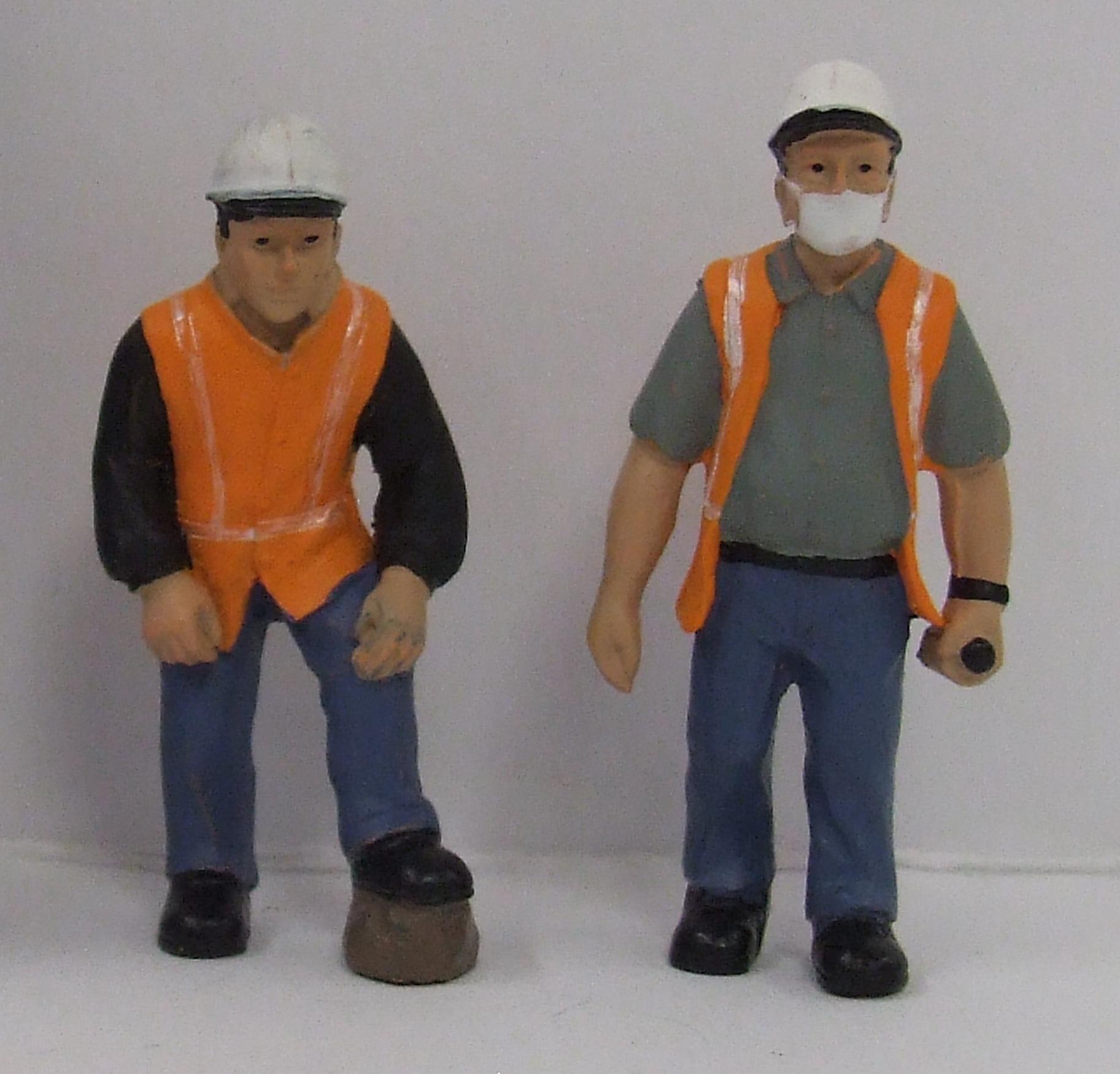 Scenecraft 47-403 Spur 0 1:43 Figuren Arbeiter