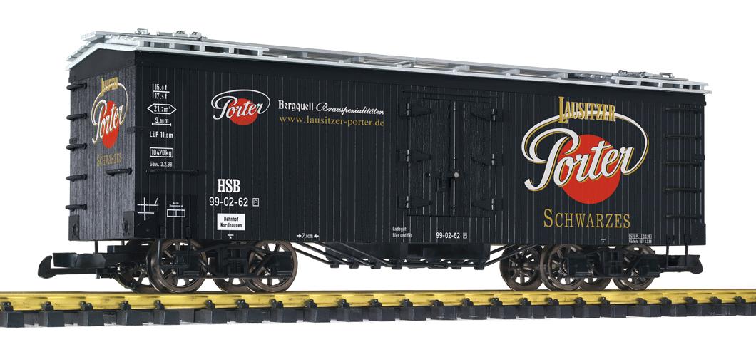 Liliput 95988 Spur G 4-achs. Bierwagen Brauerei Porter (HSB) Ep.V