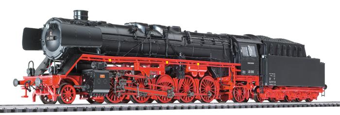 *2* Liliput aus 131733 H0 Güterzuglok BR 45 010, DB, Museum, Ep. VI, WS dig.