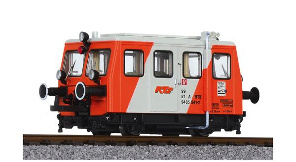 Liliput 133008  Motorbahnwagen, RTS, Ep.V-VI DC 2 Leiter