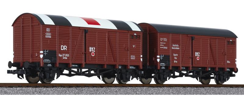 "Liliput 230138  Wagen-Set ""BVZ"", DRB, Ep.II DC"