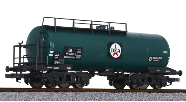 Liliput 235964-1 H0 Schienenreinigungswagen DEA, DB, Ep.III DC