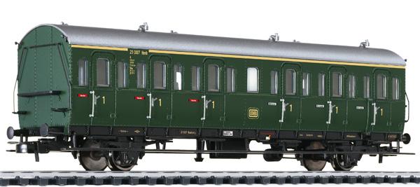 Liliput L 334055  Personenwagen 1. Kl., A-21, DB, Ep.III DC