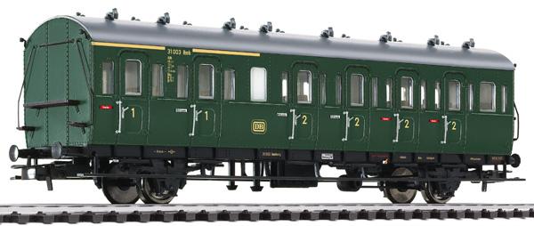 Liliput L 334058  Personenwagen 1./2.Kl., ABb-21, DB, Ep.III DC