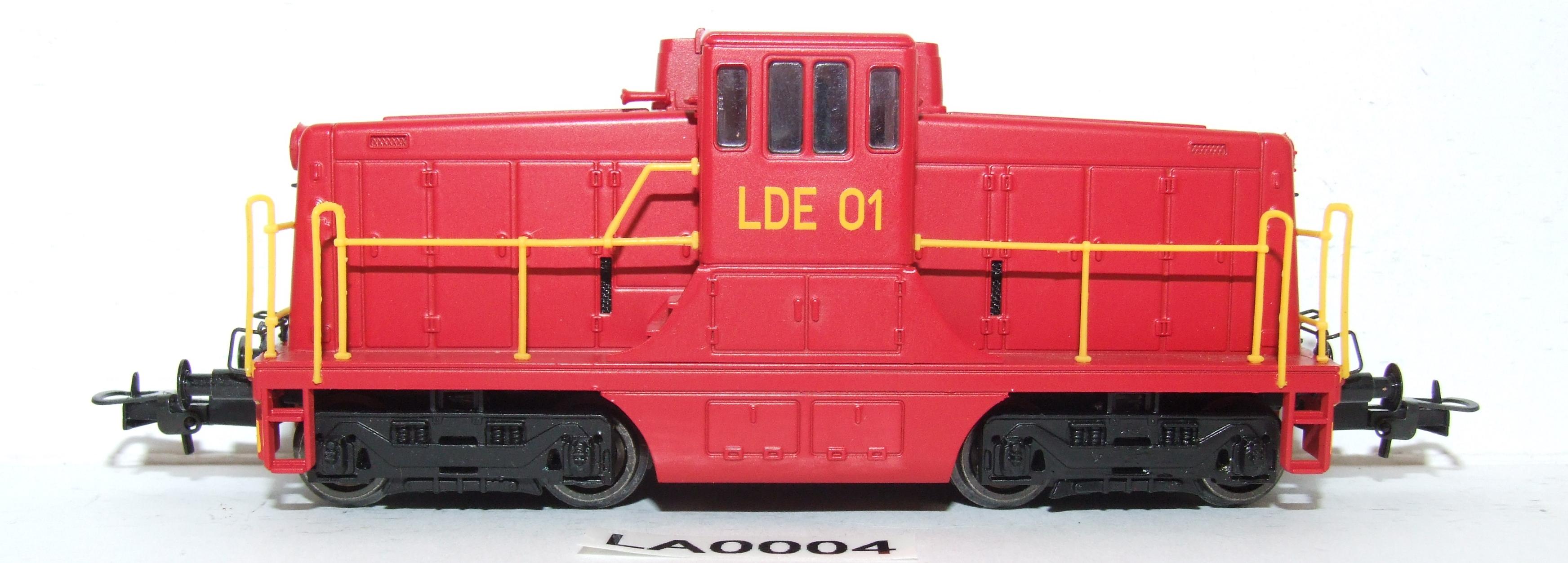 LA0004 Liliput H0 L 104407 Diesellok FS Concessione Loco Diesel DC