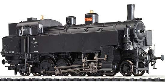 LA0043 Liliput H0 L 131401 Tenderlokomotive  Reihe 93 1359 ÖBB  in OVP