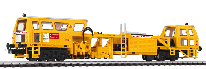 LA0048 Liliput H0 L 136102  Gleisstopfmaschine, Plasser & Theurer SNCF