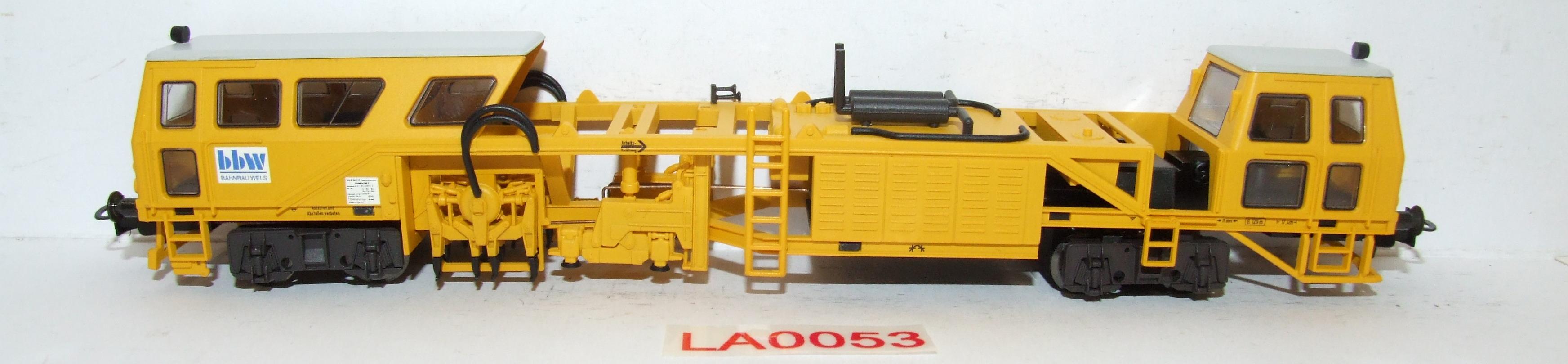 LA0053 Liliput H0 L 136111 Gleisstopfmaschine ÖBB Epoche IV in OVP
