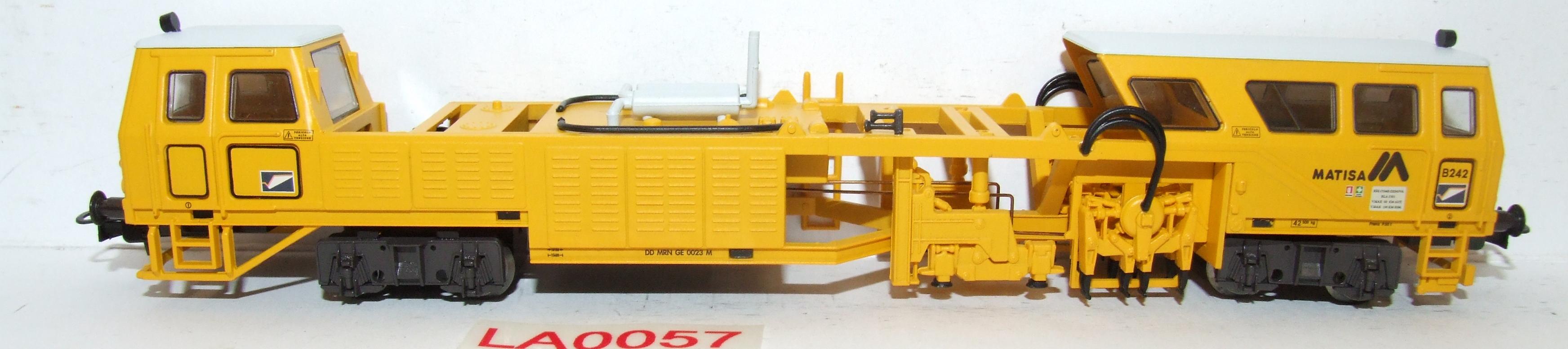 LA0057 Liliput H0 L 136118 FS Rincalzatrice Bolonga MATISA in OVP
