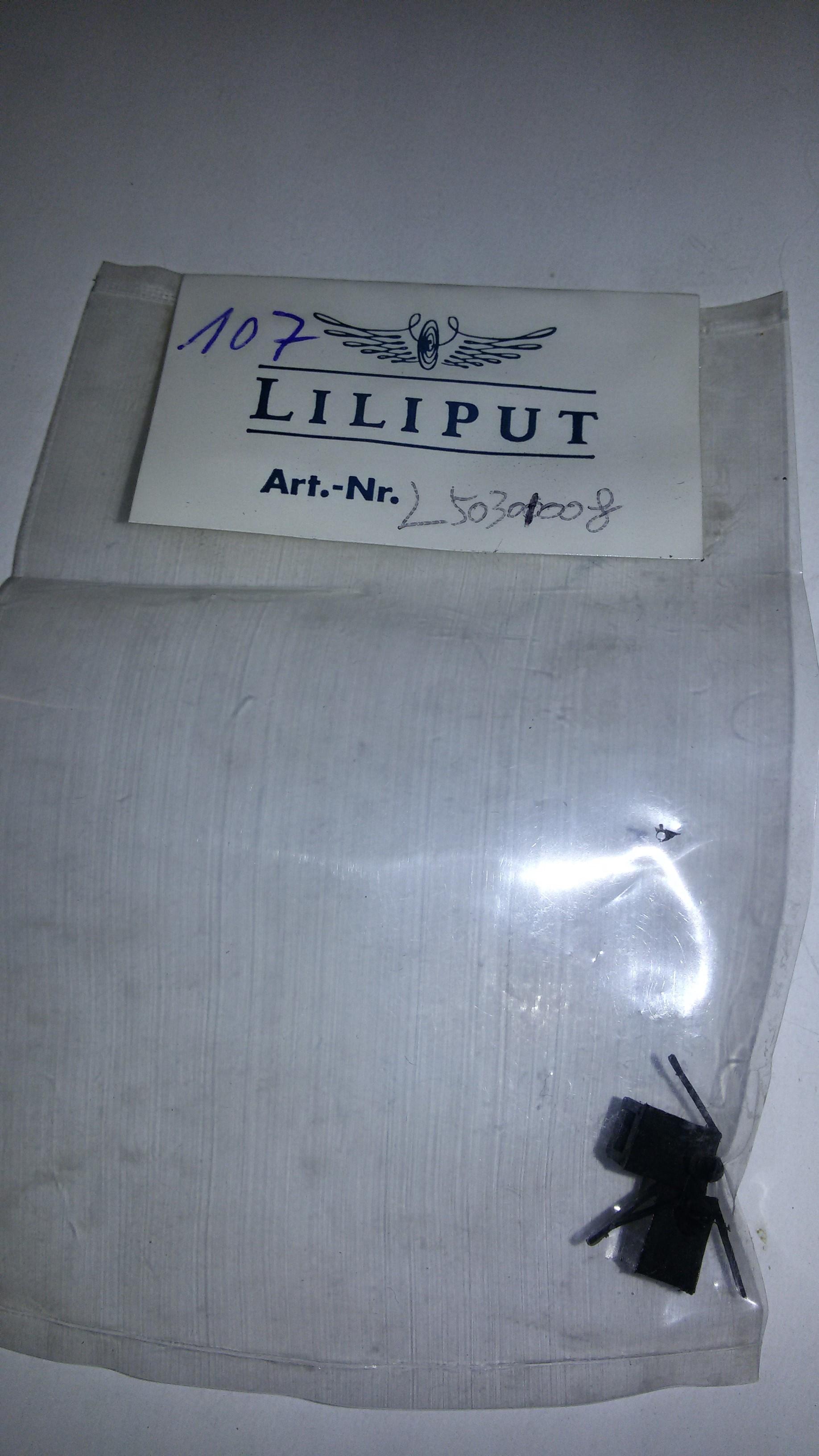 *LO 107* Liliput Ersatzteil L50301008 Kupplungsschacht L103010