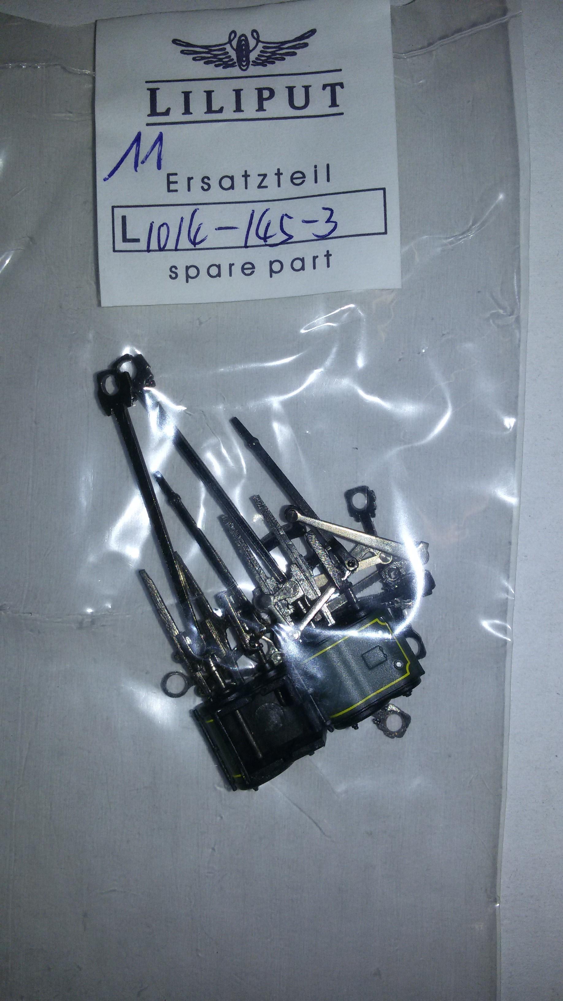 *LO 11* Liliput Ersatzteil L1014-145-3 Zylinder u.Gestänge kpl f.101432