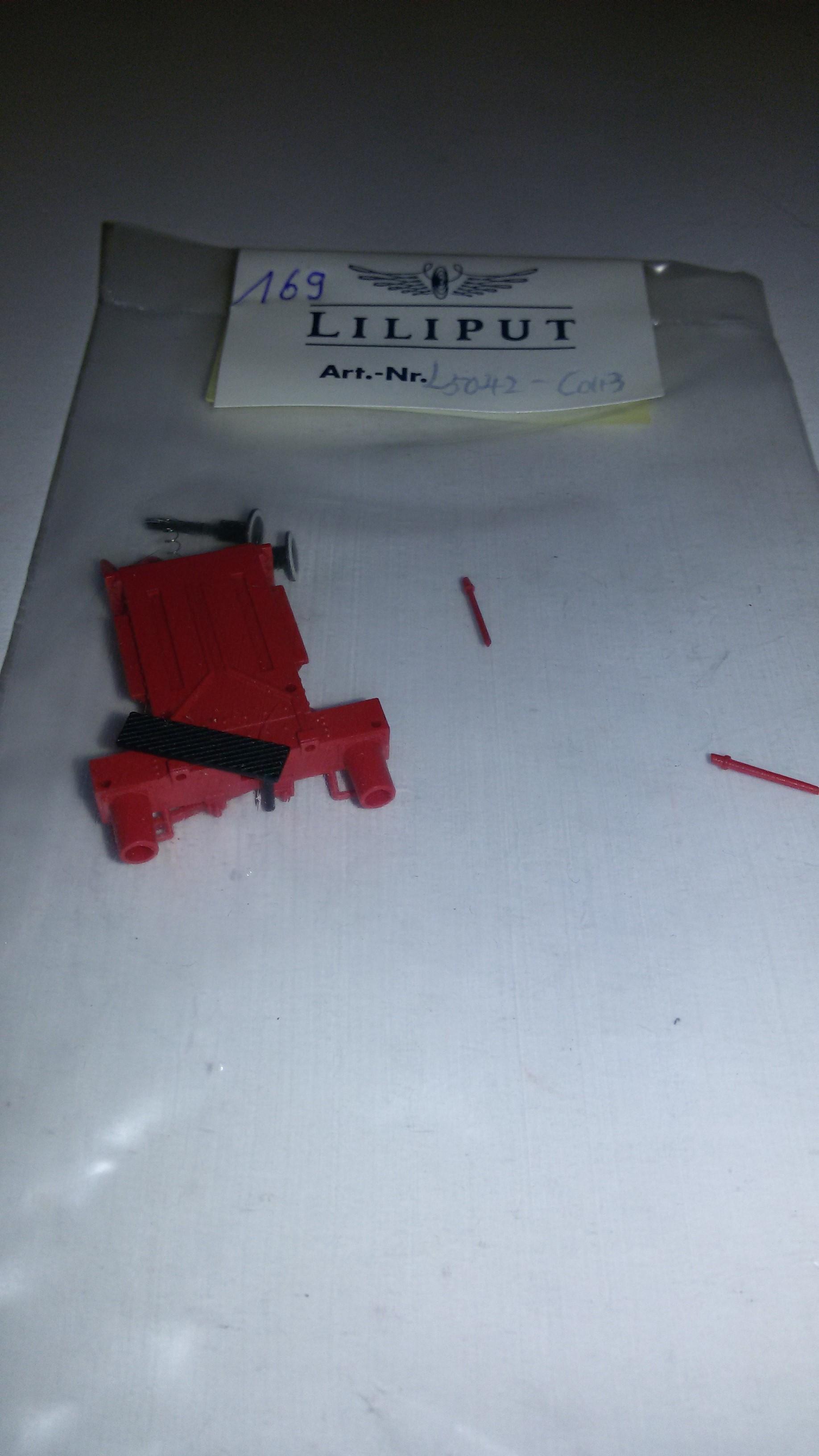 *LO 169* Liliput Ersatzteil L50420113 Vorbau Tender