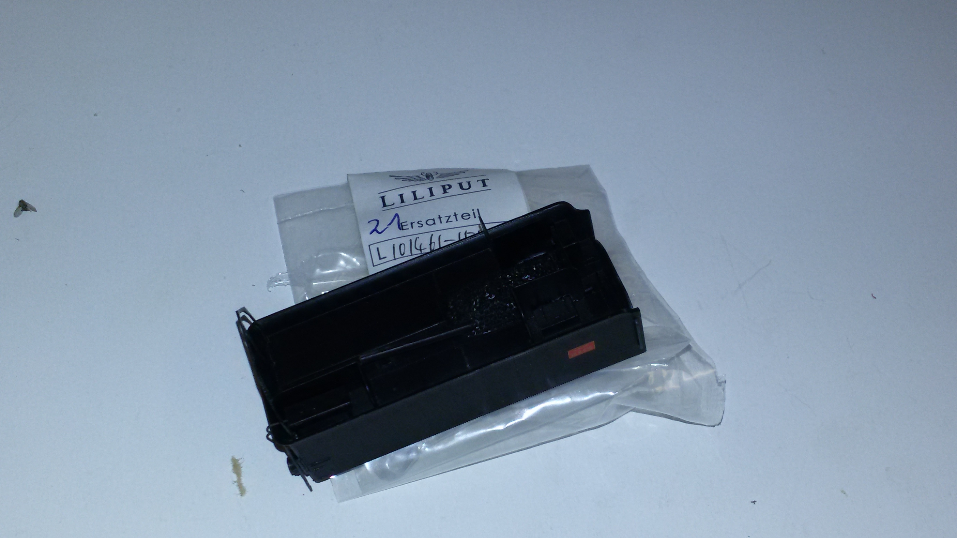*LO 21* Liliput Ersatzteil L101461-151-1 Tenderkasten für 101461