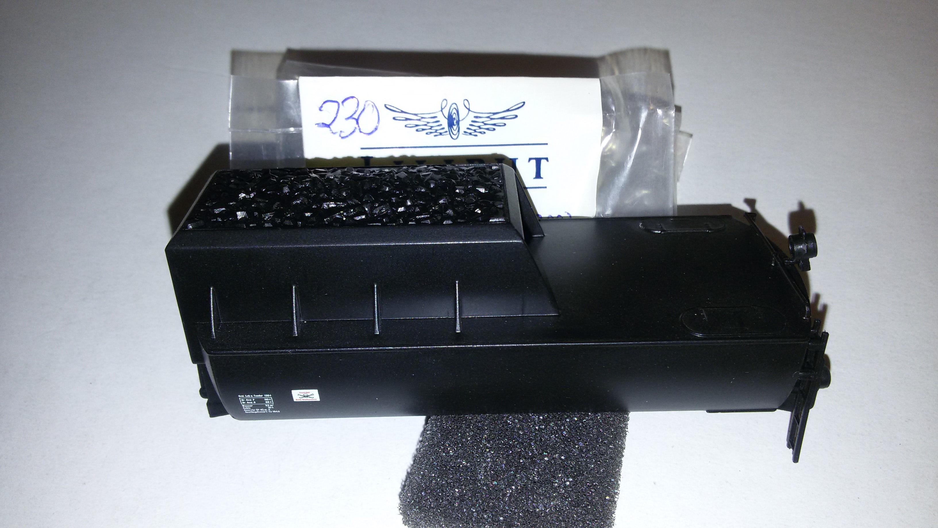 *LO 230* Liliput Ersatzteil L50521200.2 Tendergehäuse