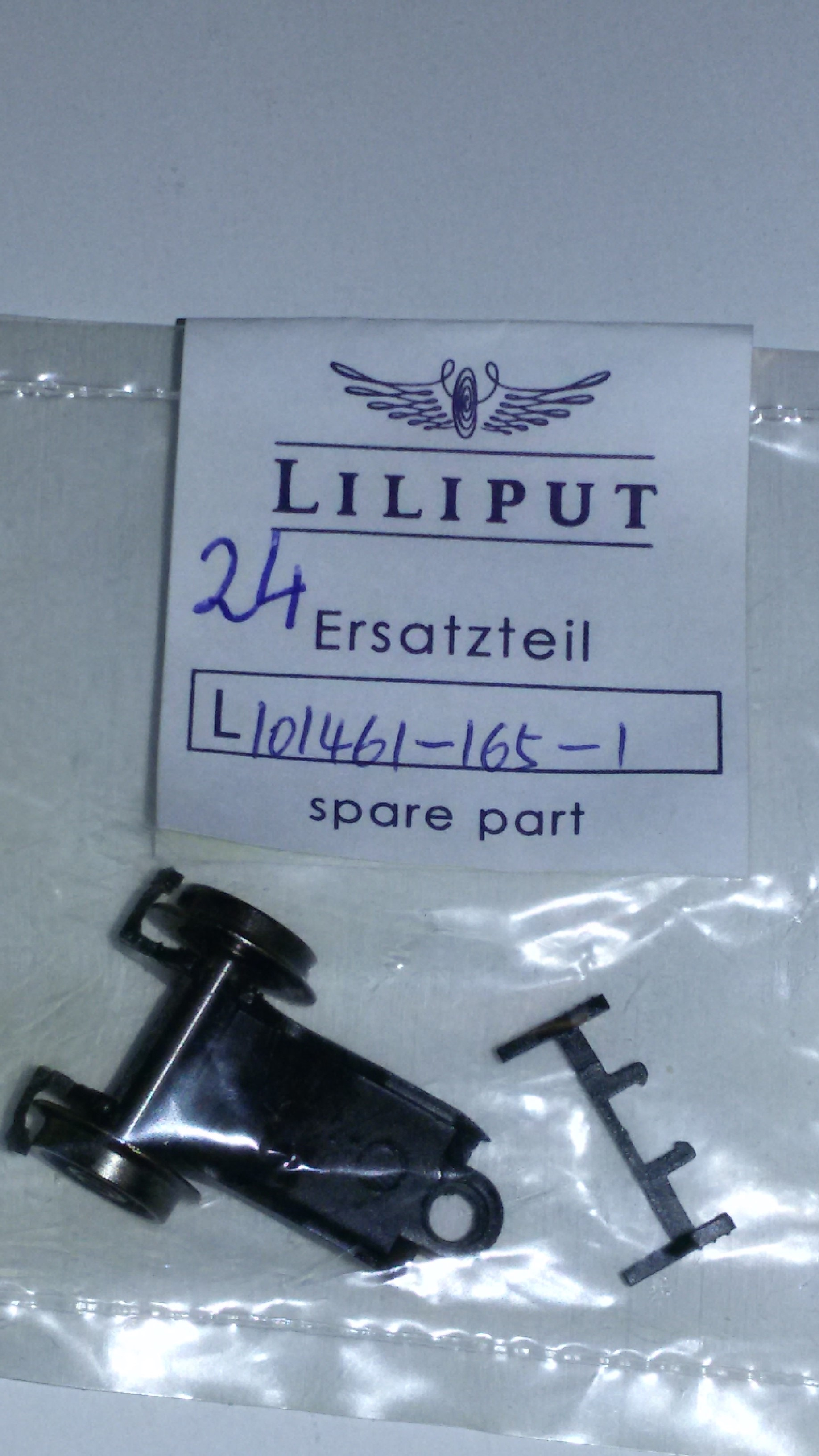 *LO 24* Liliput Ersatzteil L101461-165-1 Vorlaufgestell kpl. für 101461
