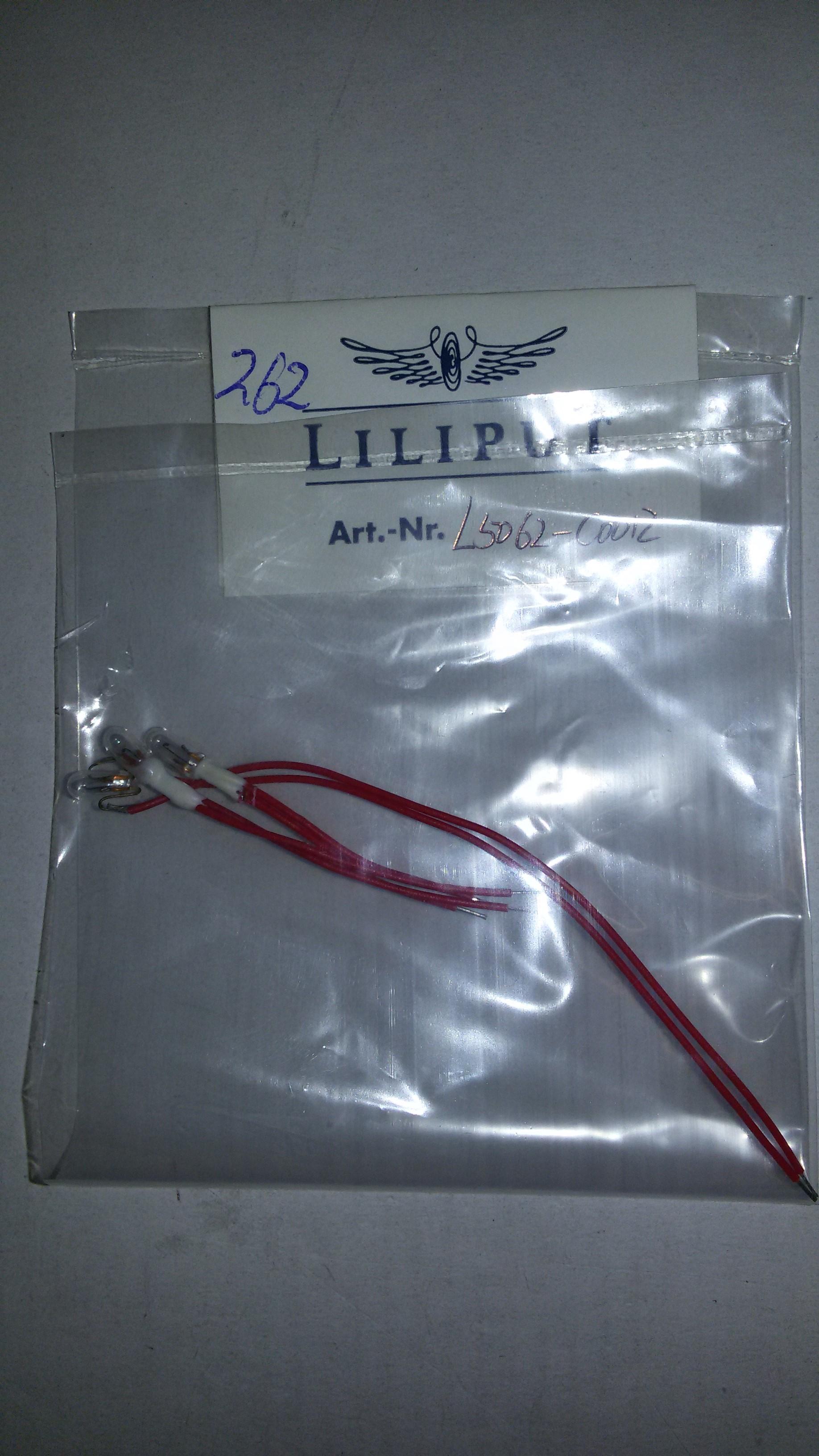 *LO 262* Liliput Ersatzteil L50620012 Birnchensatz