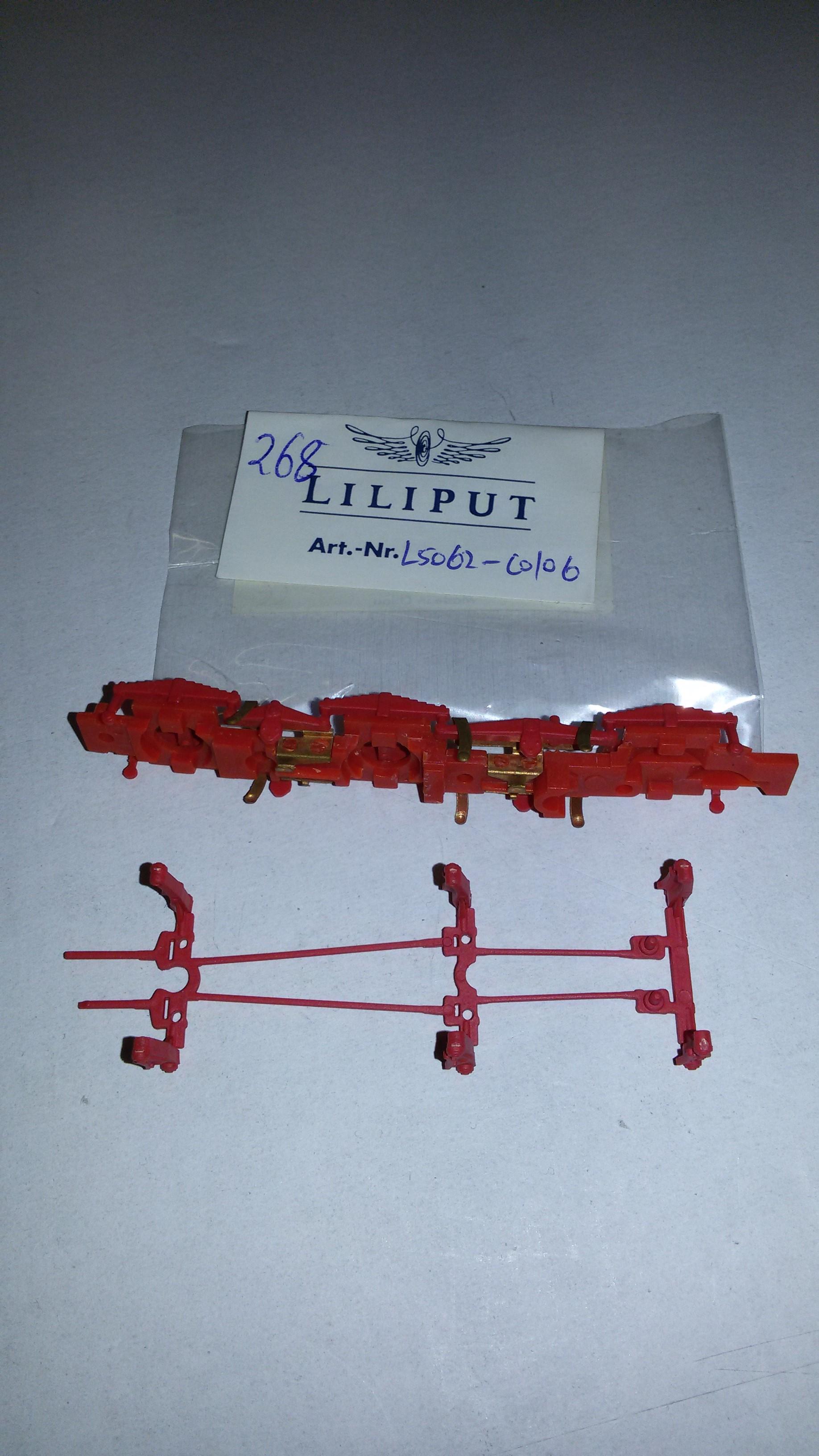 *LO 268* Liliput Ersatzteil L50620106 Rahmenblende komplett