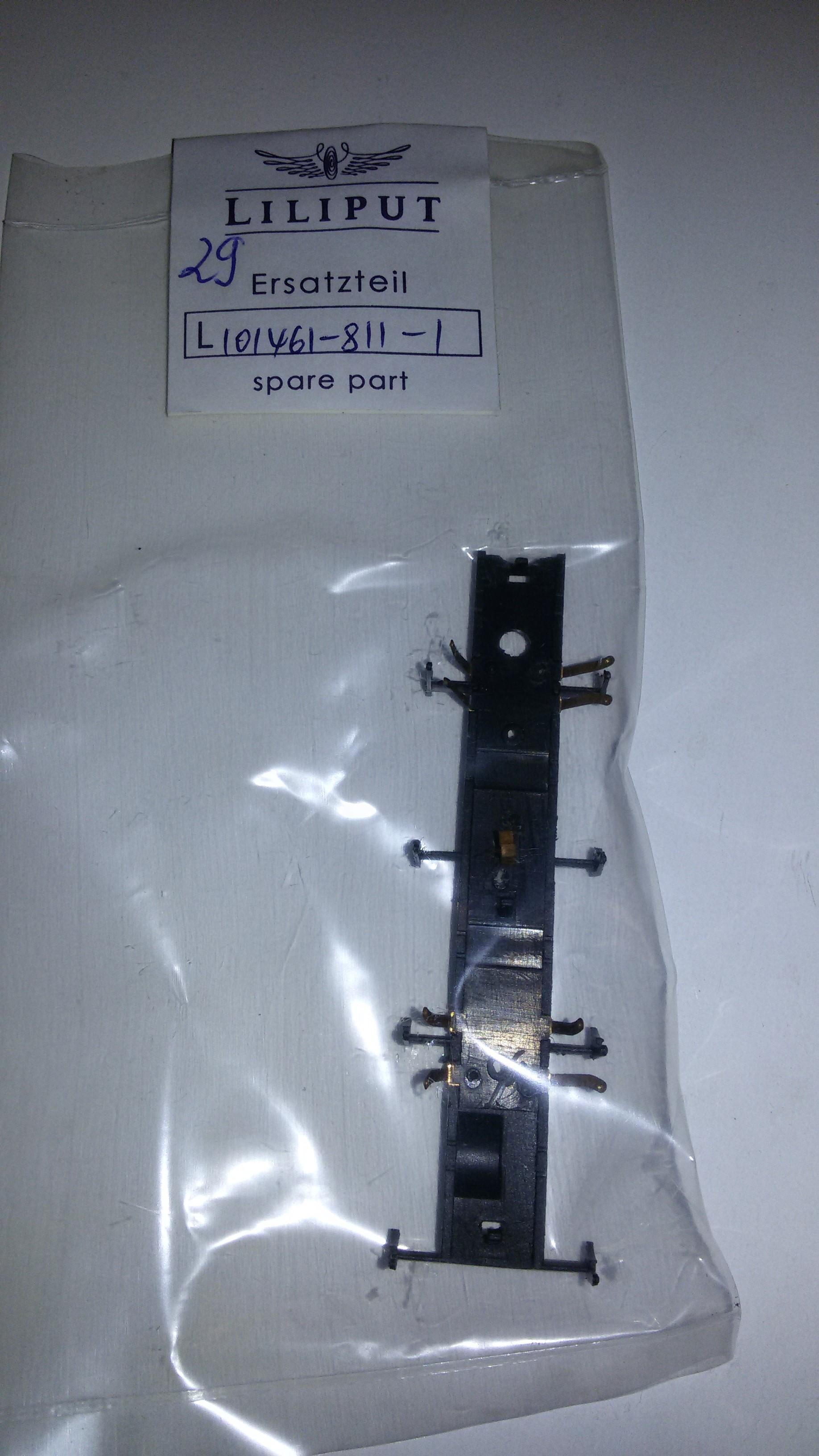 *LO 29* Liliput Ersatzteil L101461-811-1 Radkontakt Lok kpl. für 101461