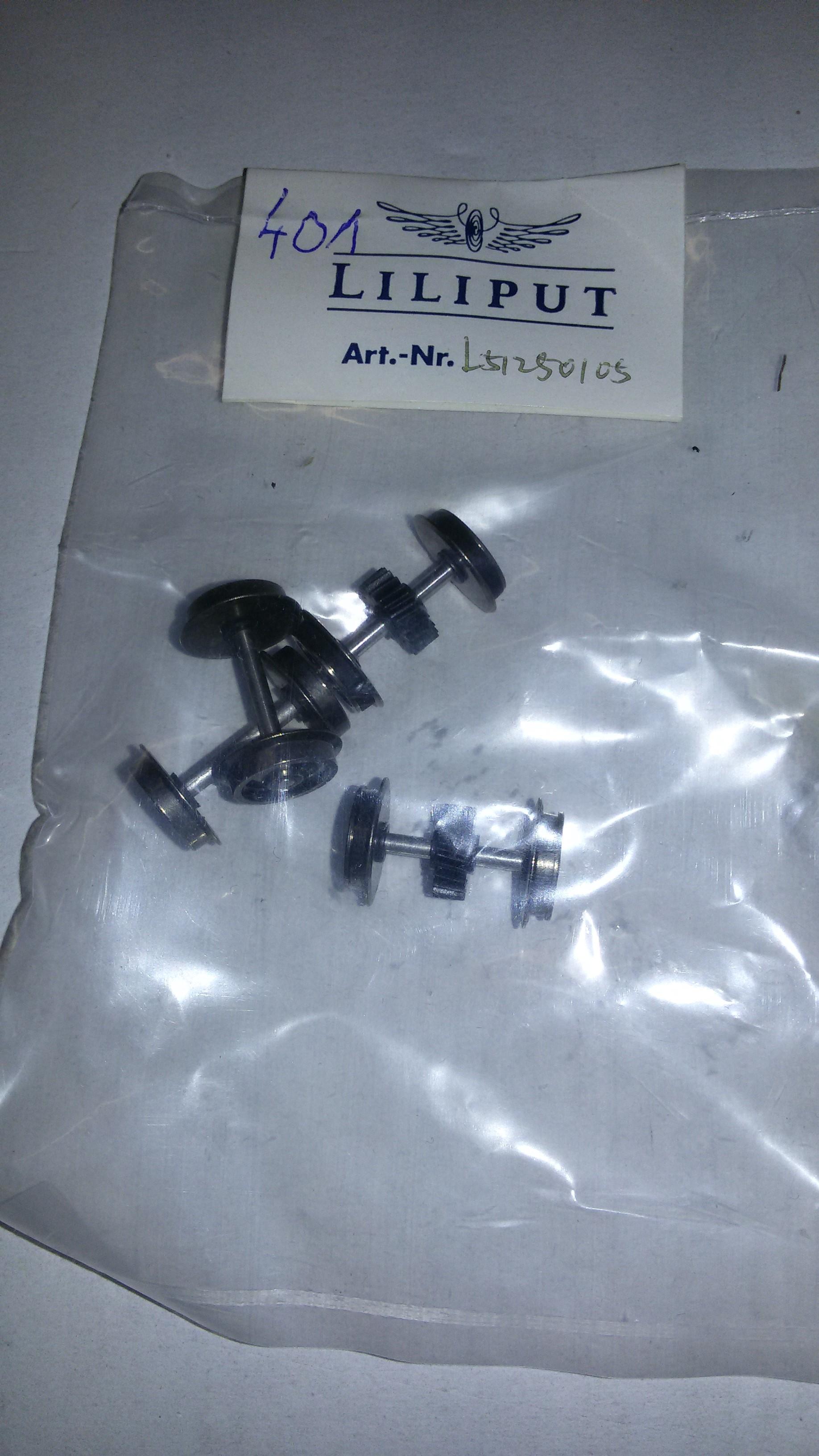 *LO 401* Liliput Ersatzteil L51250105 Radsatz