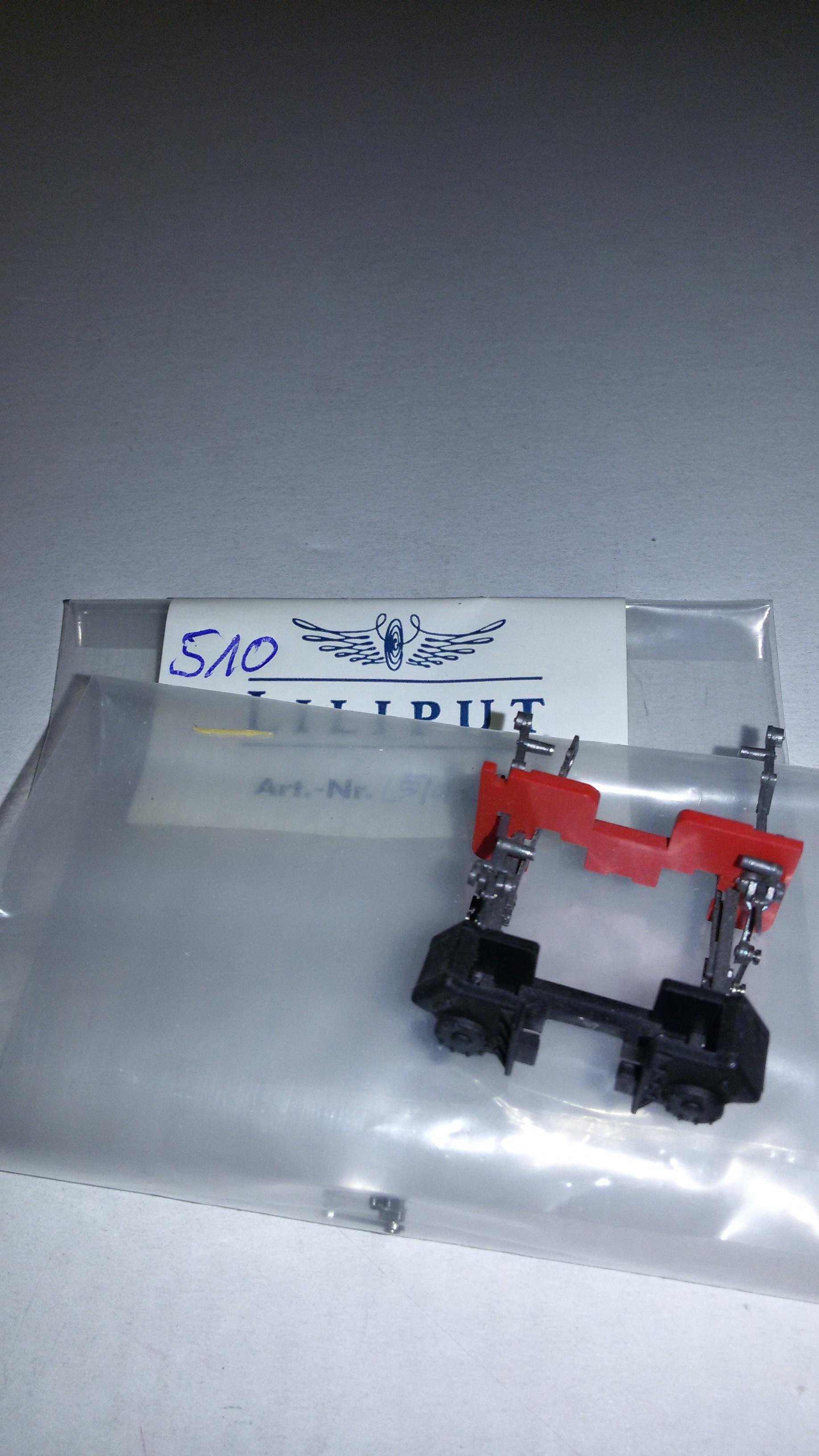 *LO 510* Liliput Ersatzteil L57010204 Steuerung+ZylinderblockL170102