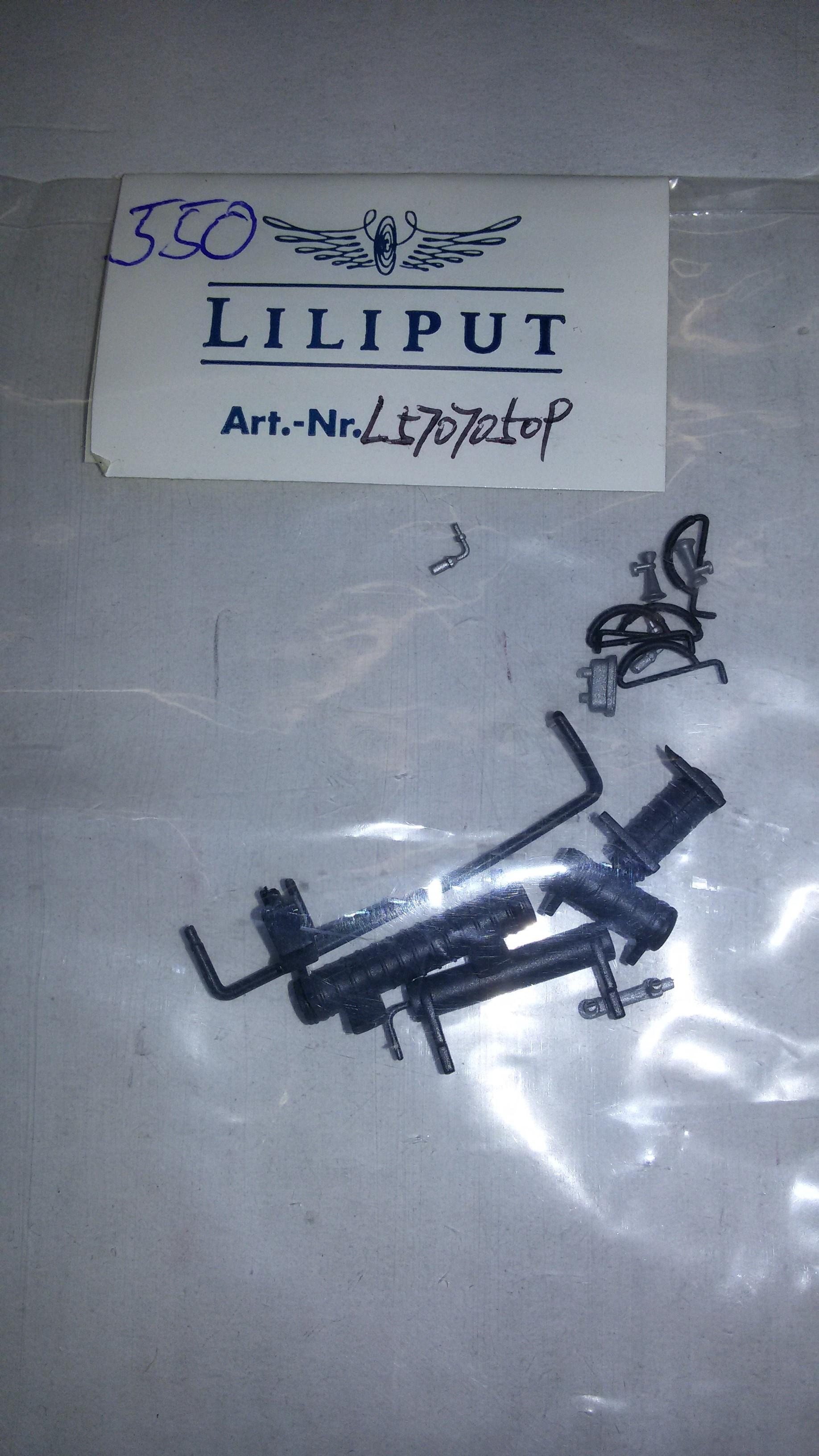 *LO 550* Liliput Ersatzteil L57070509 Zurüstteile