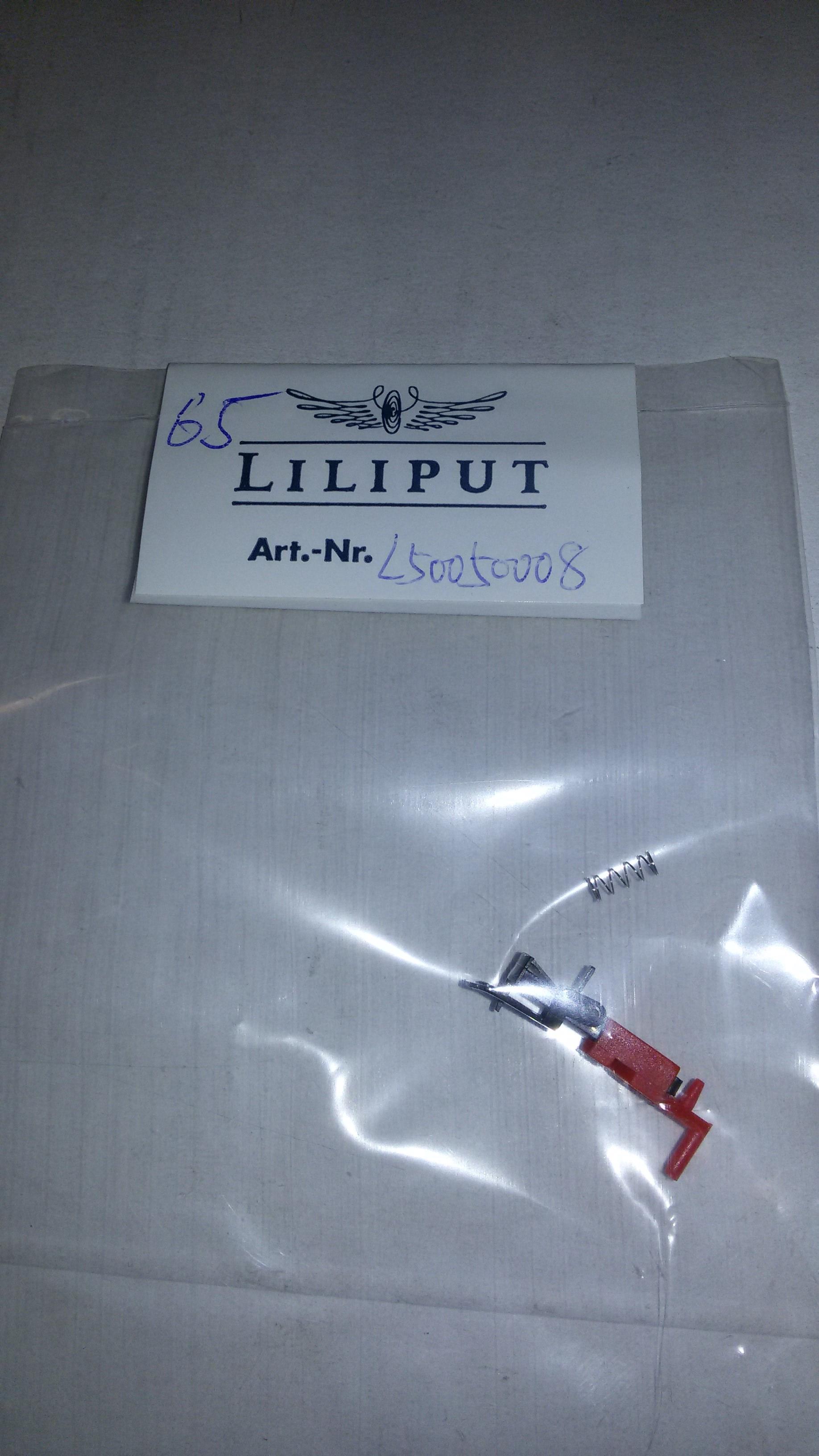 *LO 65* Liliput Ersatzteil L50050008 Kupplungsschacht