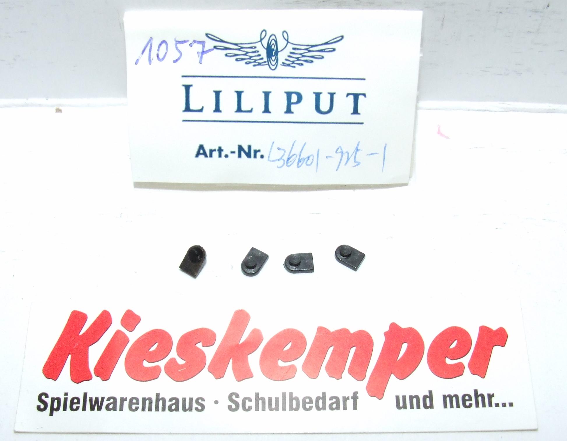 LO1057 Liliput H0 L 366019251 Radsatzhalterungen Ersatzteil für Panzer Zug Wehrmacht