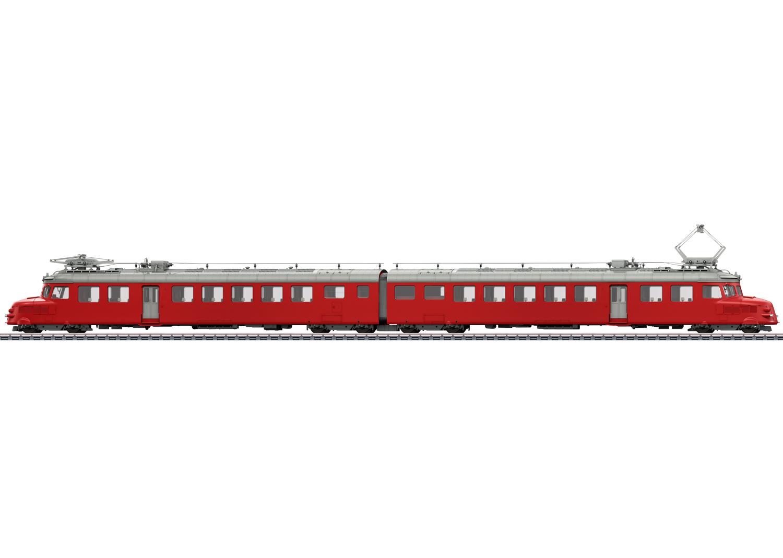 VO Märklin 39260 Spur H0 Triebwagen RAe 4/8 Churchill