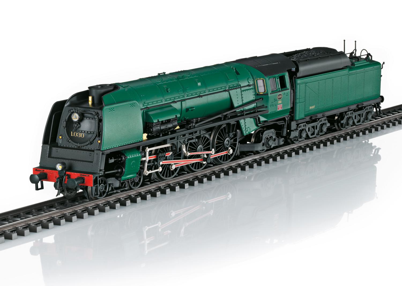 VO Märklin 39480 Dampflokomotive Reihe 1 SNCB