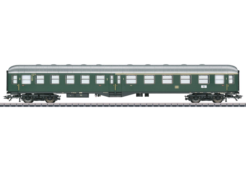 VO Märklin 43126 Spur H0 Eilzugwagen AB4ym(b)-51 DB