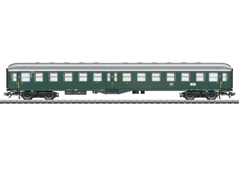 VO Märklin 43166 Spur H0 Eilzugwagen B4ym(b)-51 DB