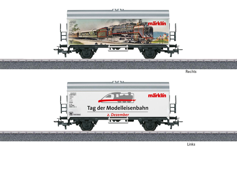 VO Märklin 44221 H0   Wagen Int.Tag der Modellbahn