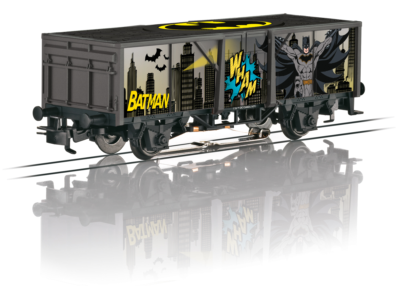VO Märklin 44826 Spur H0 Off. Güterwagen Batman