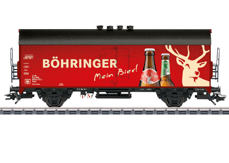 Märklin 45028 Spur H0 Bierkühlwagen Böhringer AC